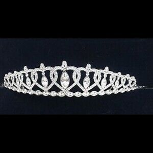 Authentic Swarovski Tiara